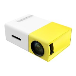 ~For a Mini Projector you get all the functions of a full sized projector, this one is portable as well~